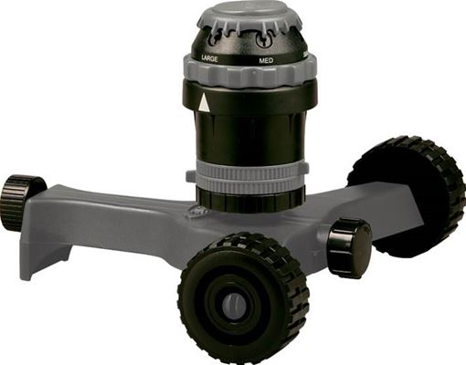 H2O-6 Gear Drive Sprinkler on Wheeled Base