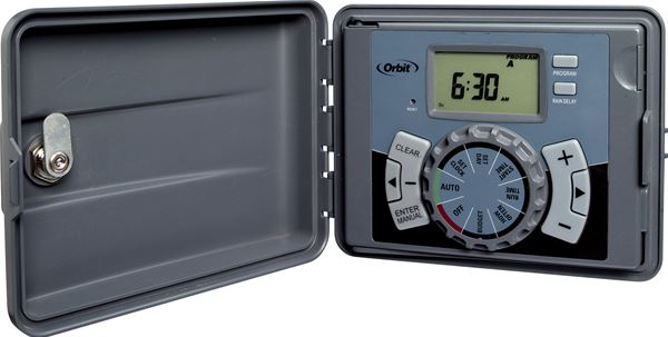 6 Station EasySet Indoor/Outdoor Timer