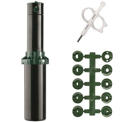 Voyager II Hard Top Professional Pop-up Gear Driven Sprinkler Head