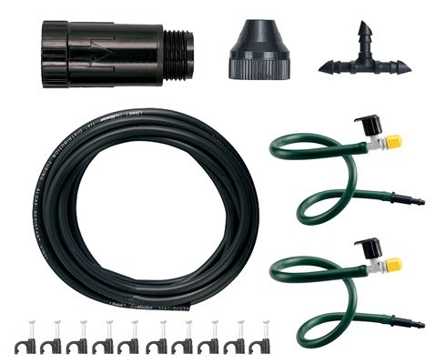Hose End Hanging Basket Watering Kit