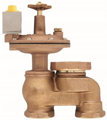 3/4 In. Automatic Brass Anti-Siphon Valve