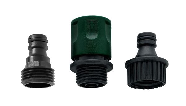 Plastic Quick Connect and Adapter Set