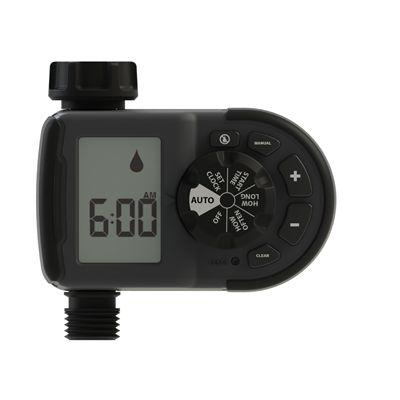 1 Outlet Simple Hose Faucet Timer