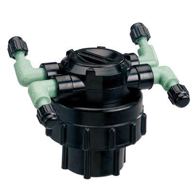 4-Port Adjustable Manifold