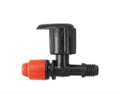 Quarter Pattern Low Volume Sprinkler - Flow Adjustable