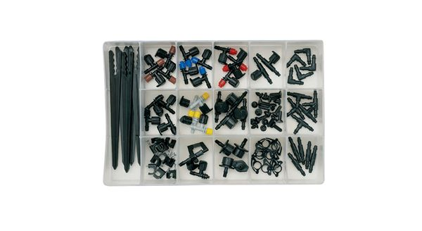 92-Piece Essential Parts Assortment