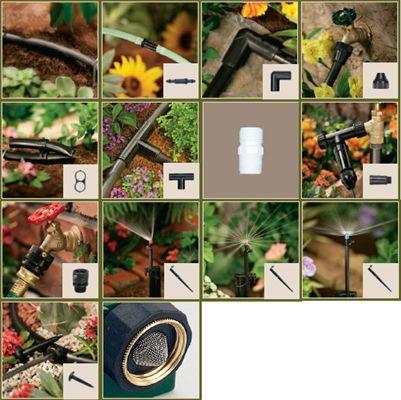 Border/Flower Garden Kit DripLoc