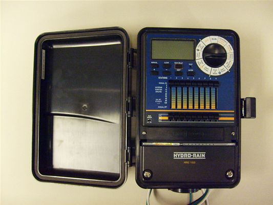 HRC 150 9-Stn Outdoor Controller