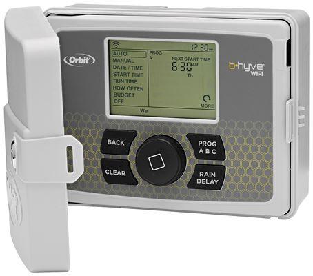 International B-Hyve 6-Station Smart WiFi Sprinkler Timer